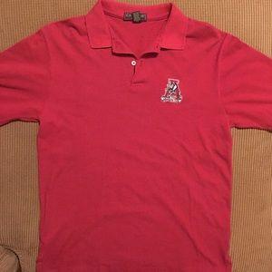 University Alabama polo size medium